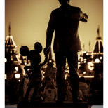 Partner statue